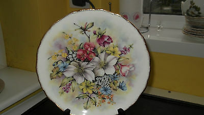 Royal Kent Decorative Plate Flowers Of The Season Series This Is Winter