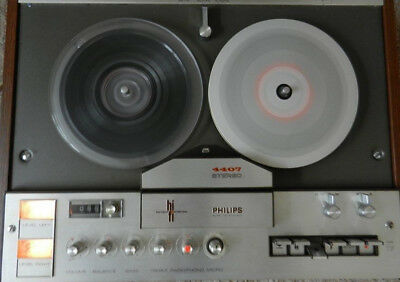 Reel to Reel player belt for PHILIPS N4407 tape player - 3 belts