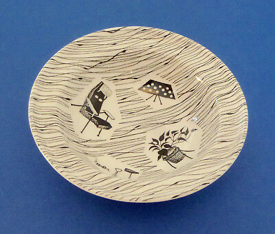 Ridgway Pottery-'Homemaker'-Cereal Bowl-Great Retro 'Look' and Appeal