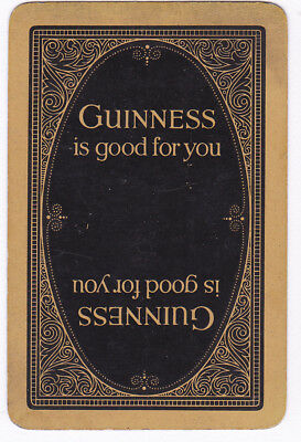 Guinness Is Good For You,Brewery,Single playing Card