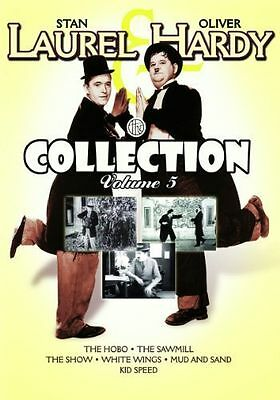 Laurel And Hardy Collection - Vol. 5 [DVD], DVD | 5050457630195 | New