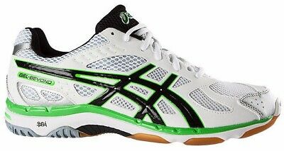 Mens ASICS Gel Beyond 3 Trainers Shoes Size UK 9.5 Indoor court Volleyball B205N