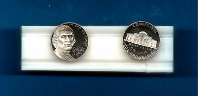2006 S PROOF Jefferson Nickel ROLL OF 40 - Gem Proof - Forty Coins