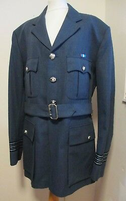 Raf Officers Service Dress Uniform Jacket & Pants Royal Air Force Wing Commander