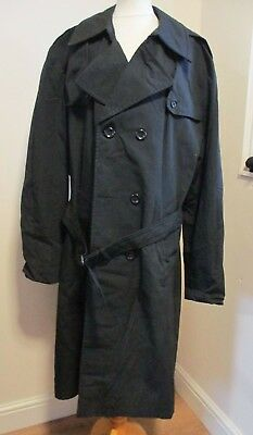 OBSOLETE WOMENS POLICE OFFICER PATTERN RAINCOAT greatcoat WPC TYPE