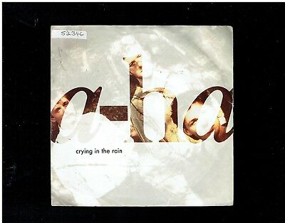 Aha Crying In The Rain Ps 45 1990
