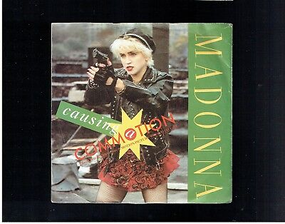 Madonna Causing A Commotion Ps 45 1986
