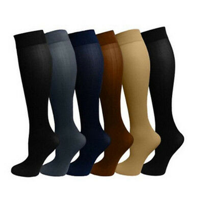 Activa Knee Length Support Stockings Varicose Vein Circulation Compression Sock