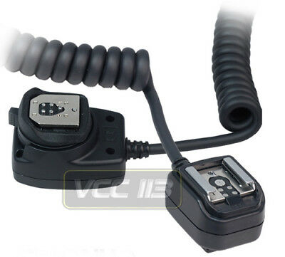 Off Camera E-TTL Flash Sync Cord for Canon OC-E3 XTi XSi XS 1000D