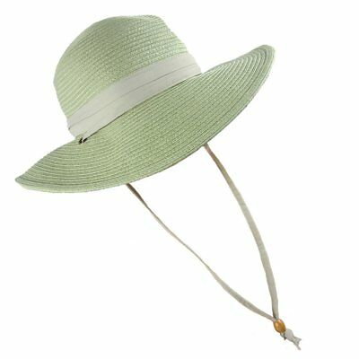 4f49278d NWT Columbia Packable Sonoma Womens L/XL Floppy Hat with Strap UPF 50 Omni-