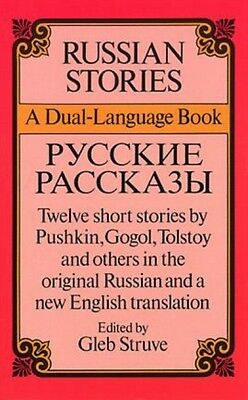 Russian Stories: A Dual-Language Book (Dover Dual Language Russia. 9780486262444