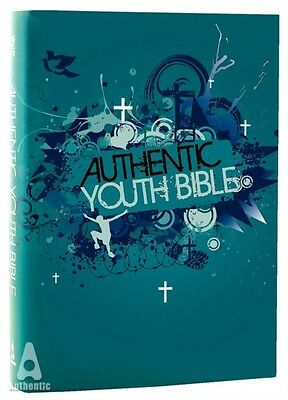 ERV Authentic Youth Bible Teal (Easy Read Version) (Bible Easy Read Version) (H.