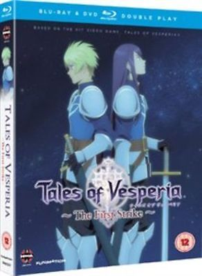 Tales Of Vesperia: The First Strike Blu-ray/DVD Double Play, DVD   5022366350747