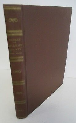 History of GREENE COUNTY New York, 1969 Illustrated