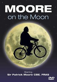 Moore On The Moon With Patrick Moore [DVD], DVD, New, FREE & Fast Delivery