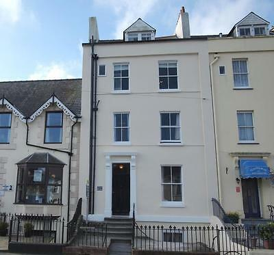 7 Night October Half Term Holiday Break in Tenby, South Wales  in 4* Apartment
