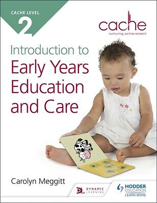 CACHE Level 2 Introduction to Early Years Education and Care (Pap. 9781471809279
