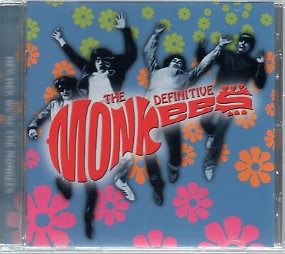 THE MONKEES - The Definitive Monkees - CD Album *Best Of**Hits**Collection*