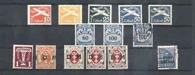 (943921) Small lot, Classical, Germany Danzig