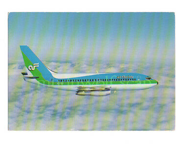 Air Florida B-737 Airline Issued Oversize Advertising Card