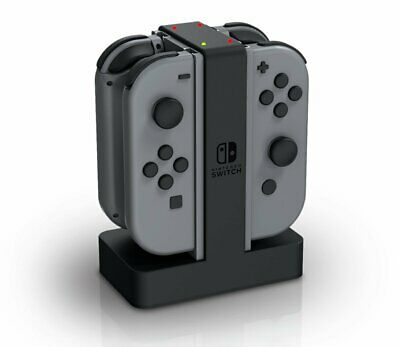 Joy-Con Charging Dock Up To 4 Controllers for Nintendo Switch
