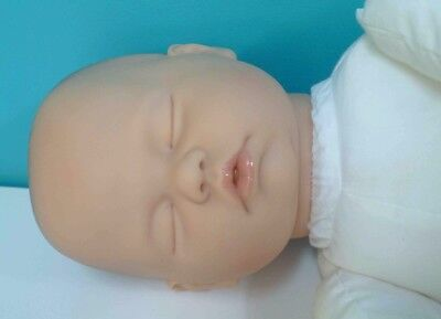 Berenguer 19 inch gorgeous sleeping baby, great for play or for reborn doll VGC