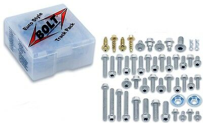 BOLT USA EURO TRACK PACK OEM TYPE BOLTS KTM EXC125 EXC200 EXC250 EXC300 2015