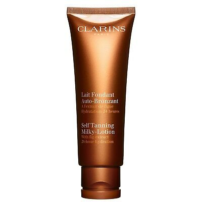 Clarins Self Tanning Milky Lotion 125ml for women