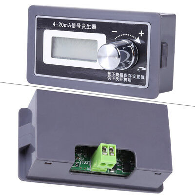 4~20mA 15-30V Signal Generator/Source Current Transducer Test Two Wire Output DH