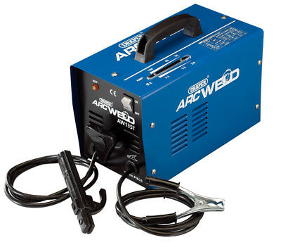 Genuine DRAPER 130A 230V Turbo Arc Welder | 53084