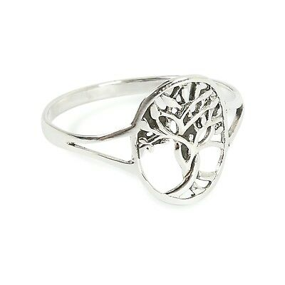 Solid 925 Sterling Silver Everlasting Love Knot Ring in Sizes G-Z comes Gift Boxed z34a8c