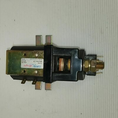 Curtis/Albright SW200A-128 Electric Vehicle DC Contactor 48 V