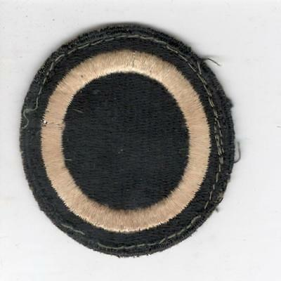 WW 2 US Army 1st Corps Patch Inv# Y605