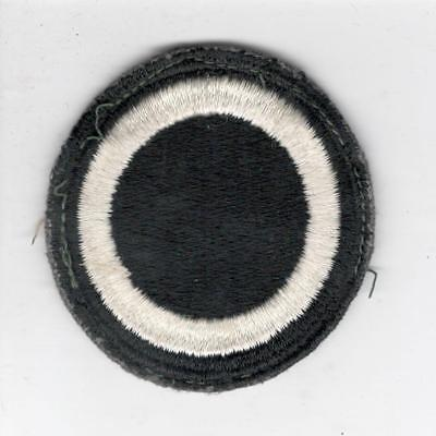 WW 2 US Army 1st Corps Patch Inv# Y608