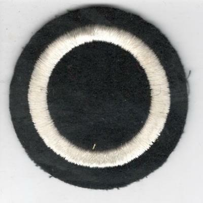 WW 2 US Army 1st Corps Wool Patch Inv# Y612