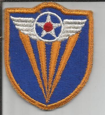 WW 2 US Army 4th Air Force Patch Inv# JR782