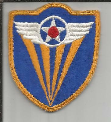 WW 2 US Army 4th Air Force Patch Inv# JR787