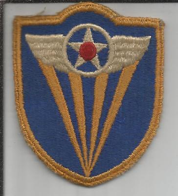 WW 2 US Army 4th Air Force Patch Inv# JR788