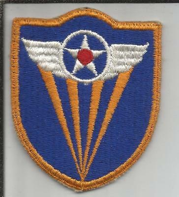 WW 2 US Army 4th Air Force Patch Inv# JR792
