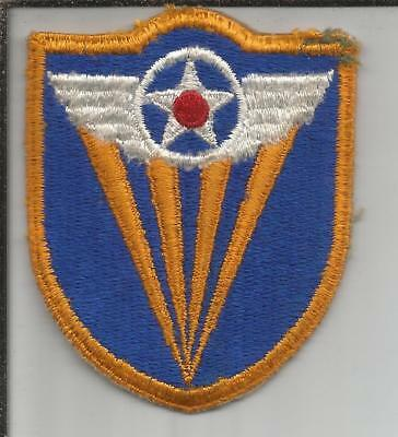 WW 2 US Army 4th Air Force Patch Inv# JR803