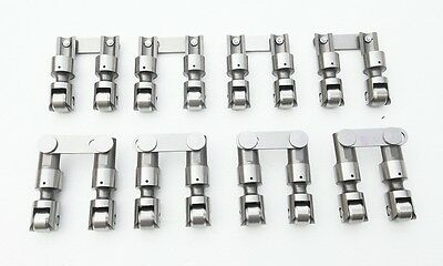"""Chevy/Gm 265-400 Pro Racer Solid Roller Lifters For 0.300"""" Taller Block V/Bar"""