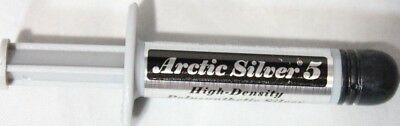 Caig Arctic Silver 5 Thermal Compound 3.5g - Heat Transfer - Great for CPU's