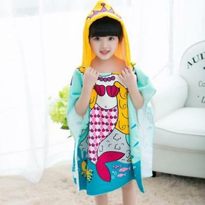 kids hooded beach towels. Hooded Beach Bath Poncho Towels Cloak Boys Girls KIDS Cartoon Animal Towel LA Kids