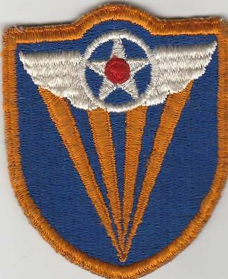 WW 2 US Army Air Forces 4th Air Force Patch Inv# 9P301