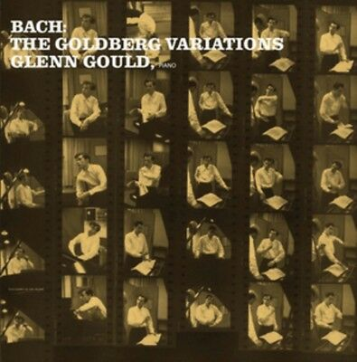 Bach: The Goldberg Variations, Glenn Gould, Vinyl, 0889397555009