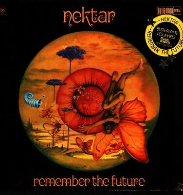 Nektar - remember the future / LP