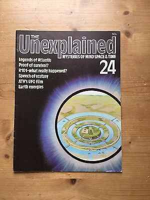 The Unexplained Magazine - Volume 2 Issue 24