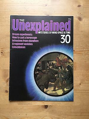 The Unexplained Magazine - Volume 3 Issue 30
