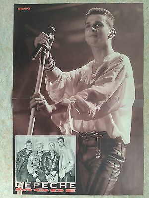 POSTER    DEPECHE MODE   Tom Cruise  BRAVO VINTAGE    PIN UP  A3