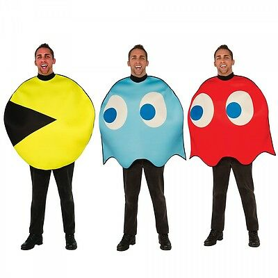 Special offer!PAC-MAN adult mascot costume for Party  Size:63-67-71-74inch